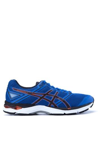 Asics blue Gel-Phoenix 8 Running Shoes AS445SH0JRZJPH_1