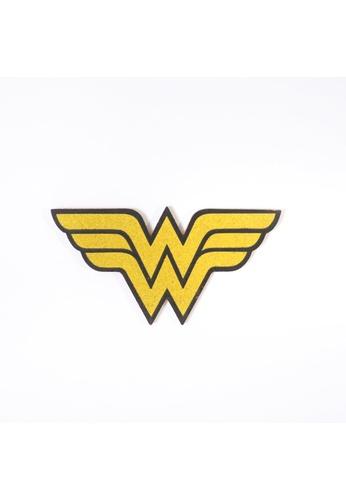 DC Comics Wonder Woman Cork Coaster 36A06HL0656C55GS_1