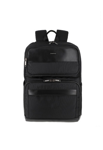 SEMBONIA black Men Explorer Backpack 233E6AC958F39EGS_1