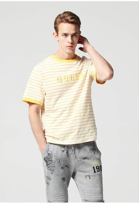 f645bc4b6d Buy Guess T-Shirts For Men Online on ZALORA Singapore