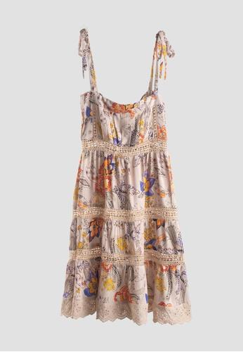 Tili Dahli multi Breeze Dress (Baby) Amihan Print 30E7DKA1D5C8C6GS_1