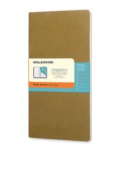 Chapters Journal Slim Ruled Medium