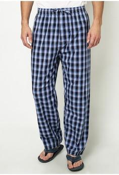 Mens Woven Pajama Pants