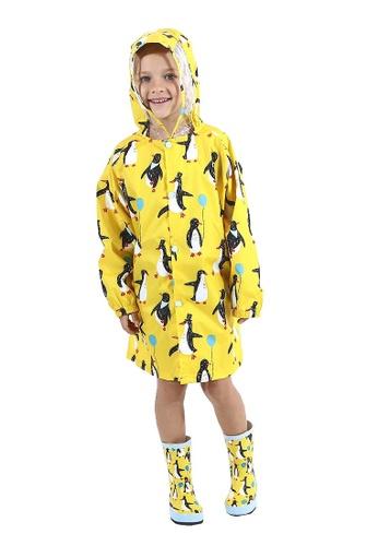 Twenty Eight Shoes yellow VANSA Fashion Cartoon Raincoat VCK-R002 2F2EAKAB693946GS_1