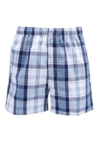 Old Navy navy Print Boxers 6B117US964D710GS_1