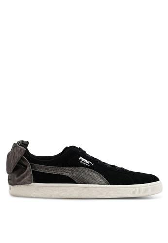 440804dd673 Buy PUMA Suede Bow Hexamesh Women's Sneakers Online on ZALORA Singapore