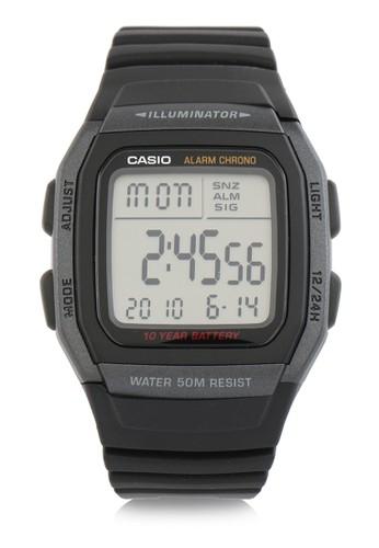 Casio black Men Digital Watches W-96H-1Bvdf 5AEEBAC4E8F40BGS_1