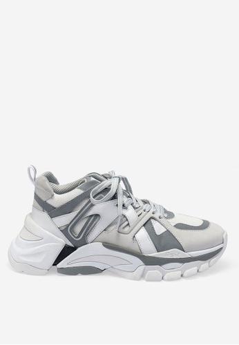 ASH white ASH Flash Sneakers - White 01CC0SH6365BCEGS_1