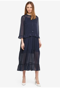 Favor Print Dress
