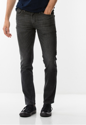 Levi's black 511™ Slim Fit Jeans 5F38DAA915F516GS_1