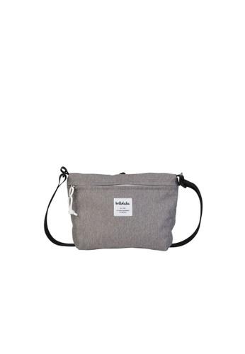 Hellolulu grey Hellolulu Cana Compact Utility Bag (Dark Gray) 79994AC88D7288GS_1