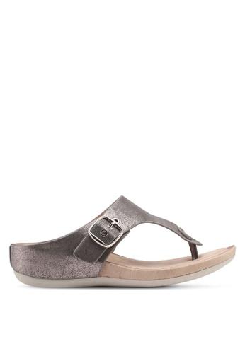 Bata silver Hanne Sandals A9EB9SHDABA9EEGS_1