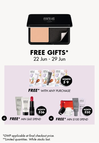 MAKE UP FOR EVER brown MATTE VELVET SKIN COMPACT - Full Coverage Foundation  10G Y455 09A5EBE7249804GS_1