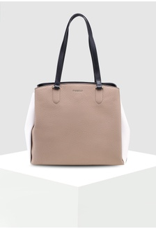 b5bab5e90 Buy Lipault Lipault Izak Zenou Collab Tote Bag M Online   ZALORA ...