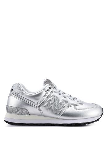 f54af29a45943 Buy New Balance 574 Glitter Punk Shoes Online | ZALORA Malaysia