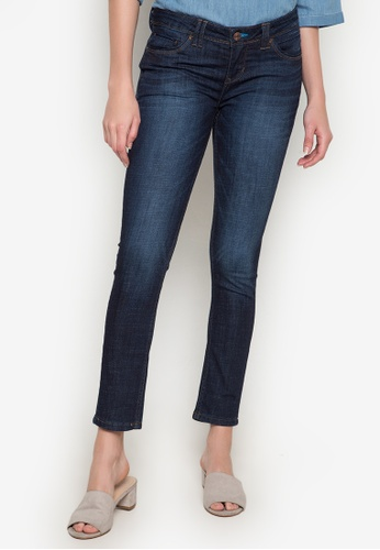 Bobson blue Low Waist Skinny Tapered Coolmax Jeans BO748AA0K5H5PH_1
