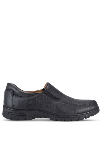 Louis Cuppers black Business Shoes LO977SH77AVIMY_1