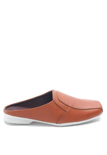 Dr. Kevin brown Dr. Kevin Men Casual Sandals 1643 - Tan DR982SH58FUNID_1
