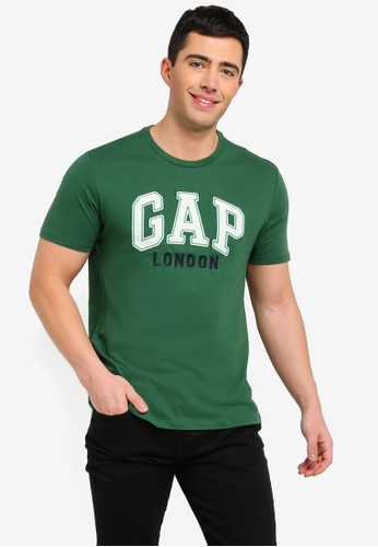 GAP green London City Tee DF4ADAA8D7F3B8GS_1