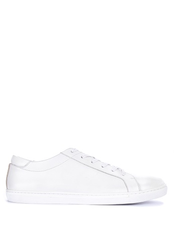 Kenneth Cole white Kam Pride Sneakers C1F3ASH8EAA884GS_1