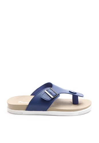 Dr. Kevin blue Dr. Kevin Men Casual Sandals 17195 - Blue DR982SH67MJKID_1