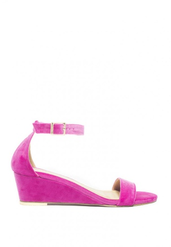 M&G pink Calahan Wedges by M&G FB36ESHDE498EFGS_1