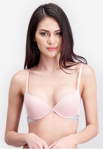 BENCH pink Push Up Bra 0B234US4413C5FGS_1