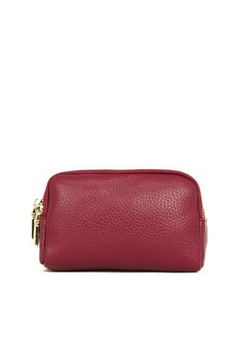 HAPPY FRIDAYS Three Layers Litchi Grain Leather Wallet(Mini) JN0015 2F5CBACE16CF55GS_1