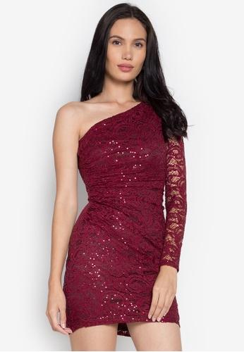 Rated E Fashion red Alejandra Dress RA951AA0KNLYPH_1