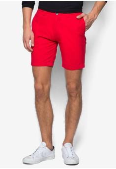 XM - Chino Shorts With Welt Pocket