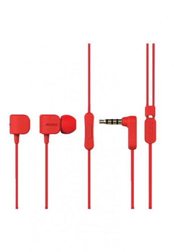 Stylebox red Remax RM-502 Crazy Robot In-EarPhone Headset With Mic Line Control FDAE4ACF3A8A71GS_1