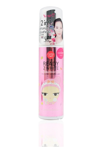Cathy Doll n/a Ready 2 White 2 in1 Bubble Mousse Cleanser 70ml CA851BE68RKPPH_1