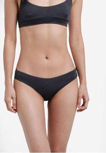 Rip Curl grey Premium Surf Basic Pant Bikini Bottom RI364AA0S58JMY_1