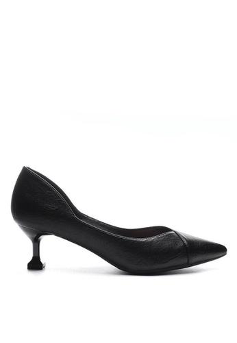 Twenty Eight Shoes 5CM Faux Lamp leather Pointy Pumps 6208-3 7E554SH5686A4CGS_1