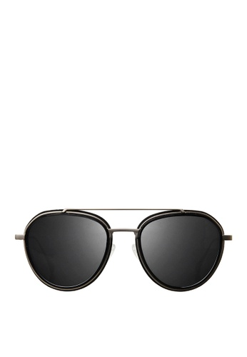 Carin black Ratio C1 Sunglasses B4BF6GL42276E7GS_1