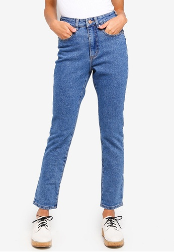 Supre blue The Straight Jeans 356A6AA5087A7DGS_1