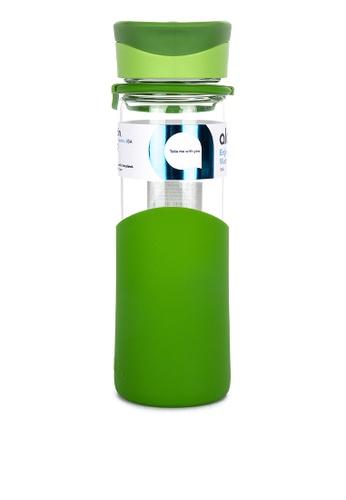 ALADDIN green Enjoy Glass Water Bottle 0.5L 2133BAC439387AGS_1