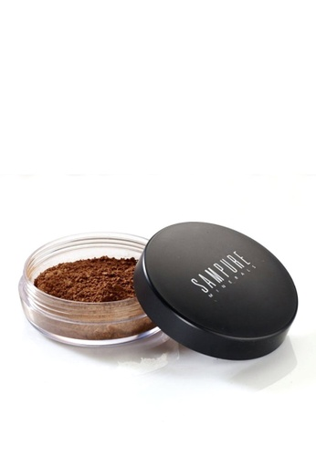 Sampure brown Sampure Instant Glow Mineral Bronzer 4.5g (Sunkissed) [SAM115] A0277BE2864FA7GS_1