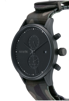 6e4d76d2f 20% OFF MVMT MVMT Voyager Watch - Camo S$ 240.90 NOW S$ 192.70 Sizes One  Size