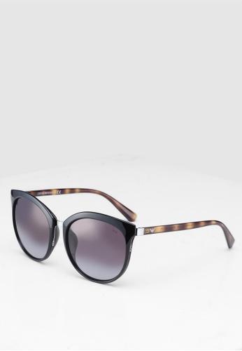 c6809b8ddfa Emporio Armani grey Emporio Armani EA2055F Sunglasses 0BF23GLE0A9CFEGS 1