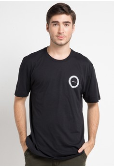 hurley black Dri-Fit Compass T-Shirt C7CA4AA8C2DD03GS 1 b29b6939c2