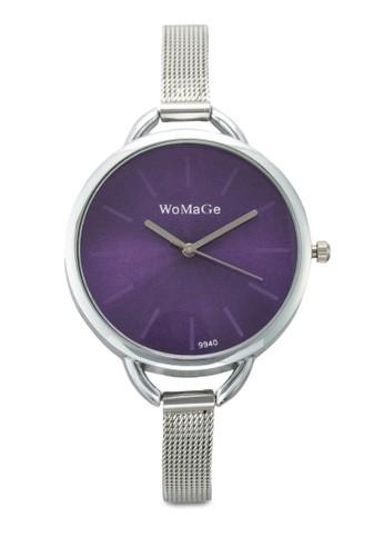網眼圓框手錶, 錶類, 不銹鋼esprit手錶專櫃錶帶
