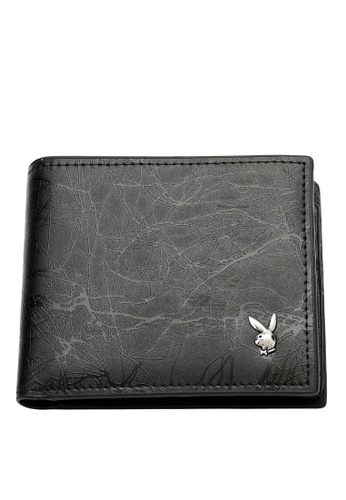Playboy black RFID Blocking Wallet 9D1C6AC36F8F27GS_1