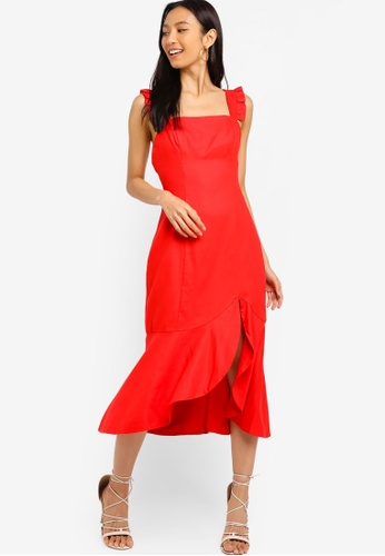afb29e7b1023 Buy Finders Keepers Aranciata Dress Online on ZALORA Singapore