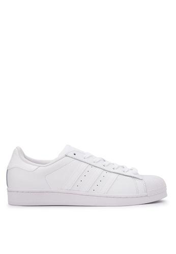 ADIDAS white adidas originals superstar foundation 04605SHF5B283FGS_1