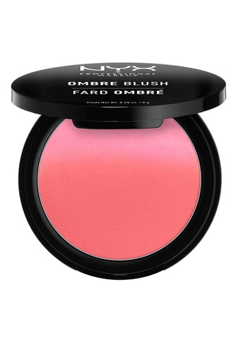 NYX Professional Makeup pink NYX Professional Makeup Ombre Blush - SWEET SPRING 27221BE55BB5B2GS_1