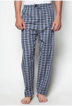 Men's Woven Pajama Pants