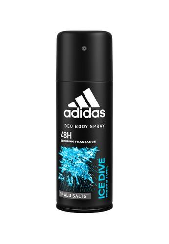 Adidas Body Care blue Adidas Ice Dive Deo Body Spray 150 ml 743CDESFB2C215GS_1