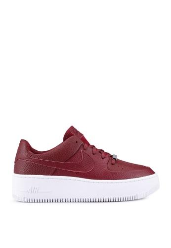 la meilleure attitude d2590 3e54a Nike Air Force 1 Sage Low Shoes