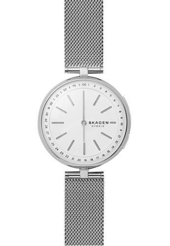 Skagen silver Skagen Signatur Silver Smart Watch SKT1400 SK533AC0SM42MY_1